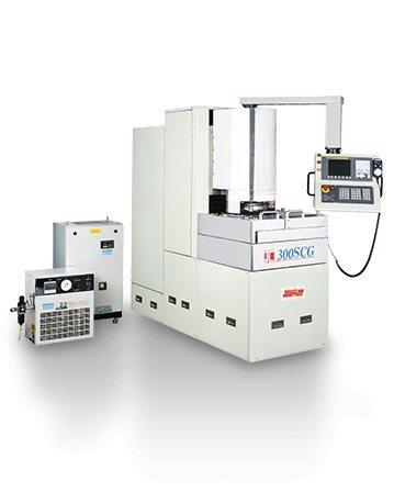 準力機械推出的JL-300 SCGII型晶瓷加工機,加工精度TTV 3μm,表面...