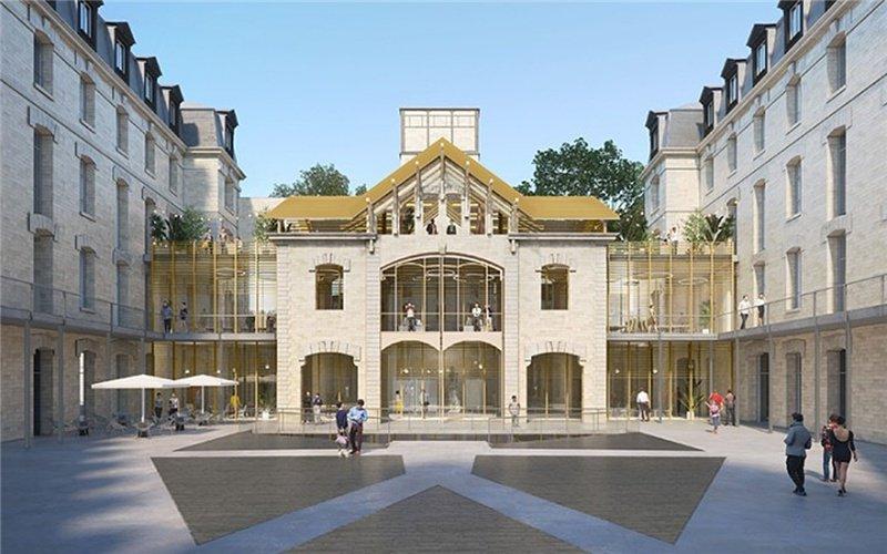 蘭登堡消防隊目前的樣貌  / 來源: Mairie de Paris - M10