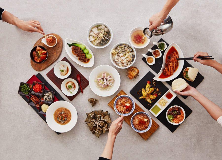香格里拉台南遠東飯店周年慶,亦可享自助式早餐優惠。圖/香格里拉台南遠東提供