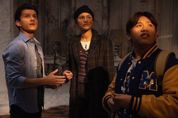 湯姆霍蘭德(左)主演新片「蜘蛛人」第三部電影即將上映。圖/摘自IG