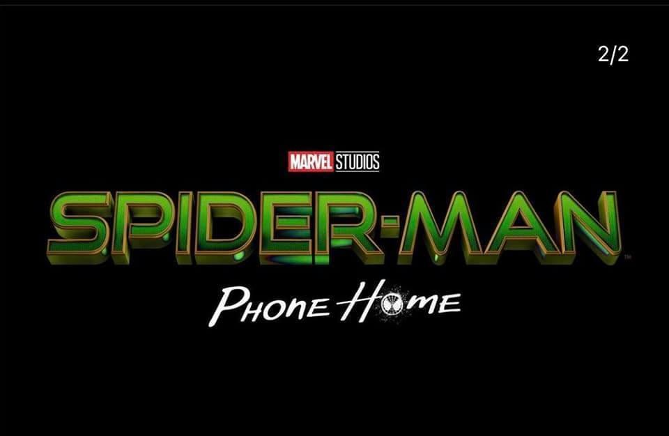 湯姆霍蘭德宣布「蜘蛛人3」副標題。圖/摘自IG