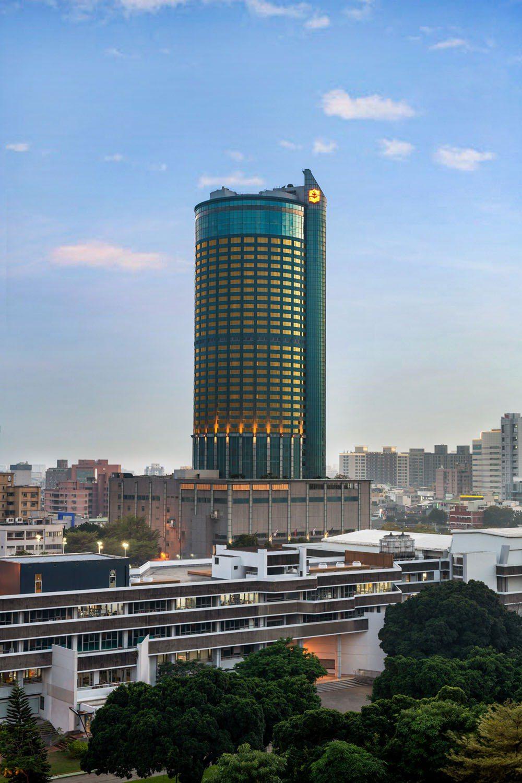 香格里拉台南遠東飯店。業者提供
