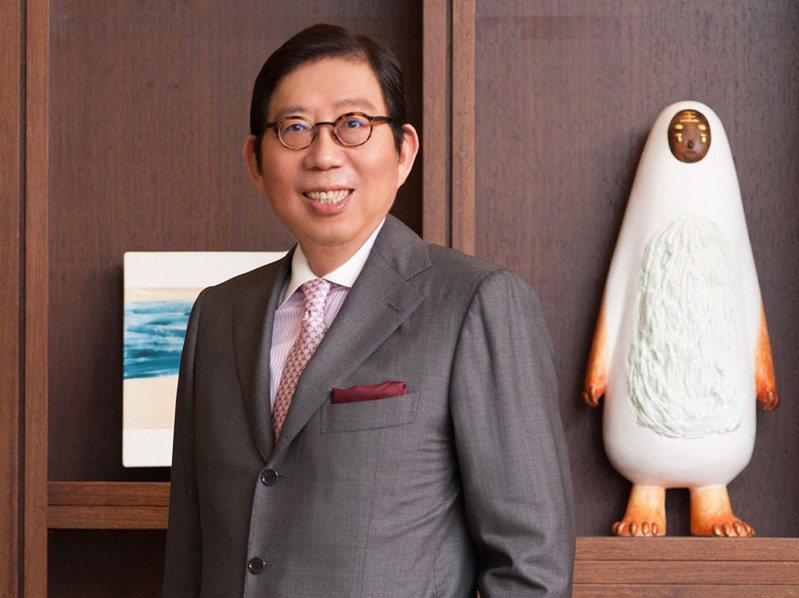 富邦金控董事長蔡明興表示,富邦金控連續兩年獲《Brand Finance》評選為「全球500大最有價值品牌」是對公司的高度肯定!未來也將持續深耕金融創新、環境永續,朝亞洲一流金融機構的願景邁進。圖/富邦金提供