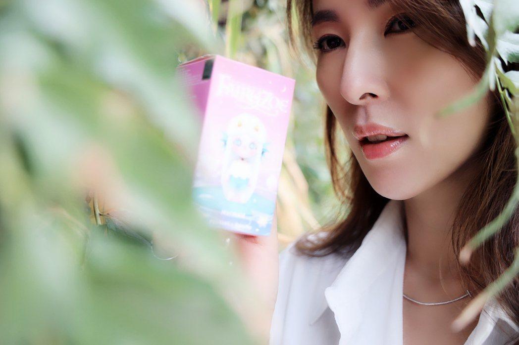 張珈禎擔任「親善大使」 范景翔創作「LOVE真愛」為「潮愛新女性」發聲,致敬第1
