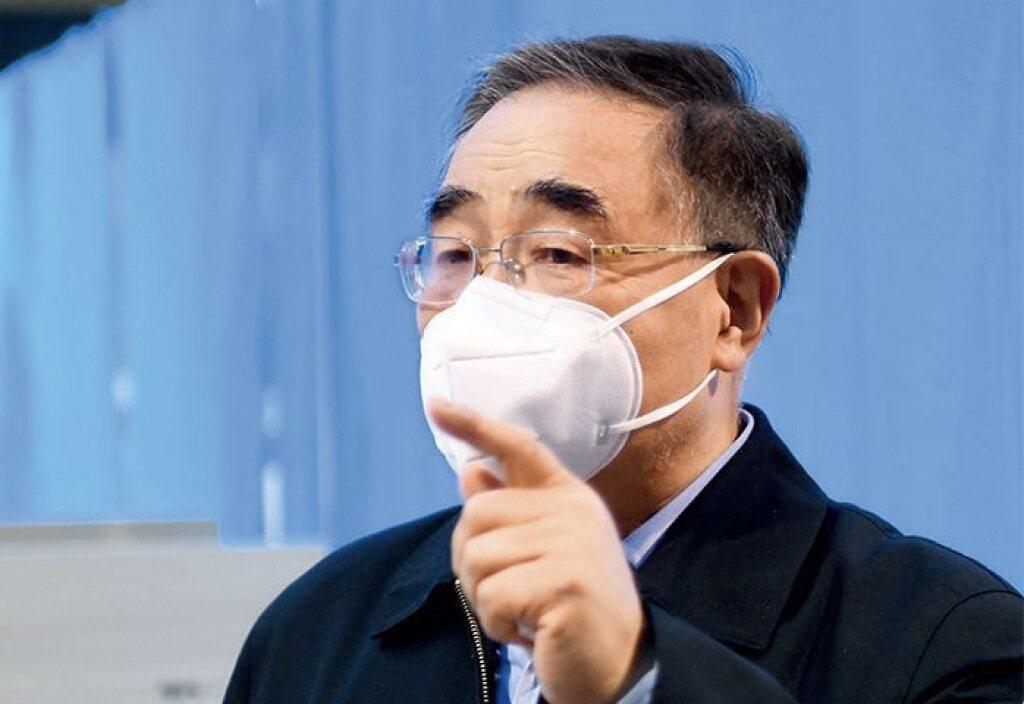 中國工程院院士張伯禮23日表示,等到3月分春暖花開,大陸疫情會進一步平緩。(圖/...