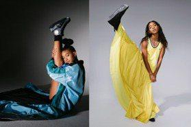 威爾史密斯女兒代言Onitsuka Tiger形象廣告 高難度瑜伽動作演繹「腳骨超軟Q」