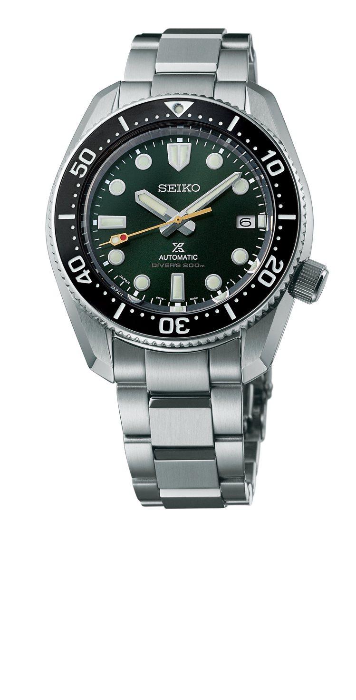 Seiko Prospex系列140周年紀念款SPB207J1腕表,精鋼表殼、表...