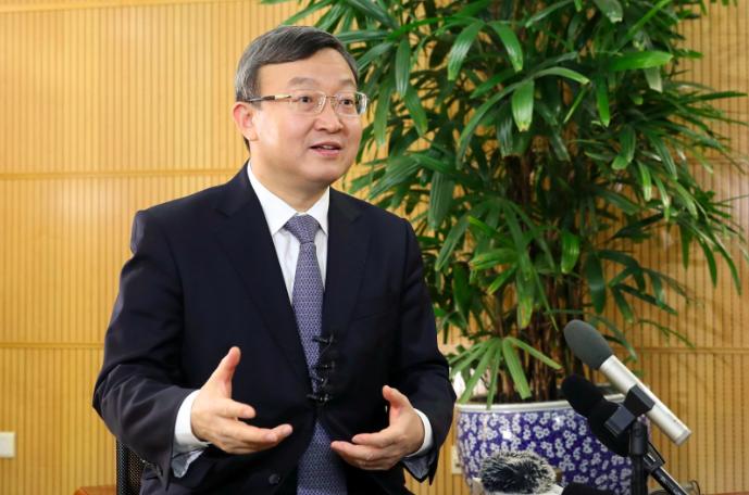 大陸商務部副部長兼國際貿易談判副代表王受文表示,中國積極考慮加入全面與進步跨太平...