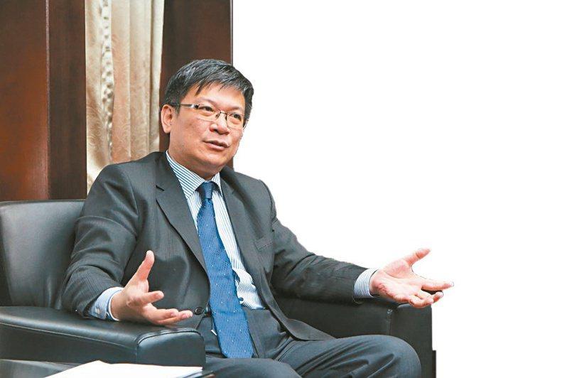 經濟部次長曾文生。  聯合報系資料照片/記者劉靜君攝影