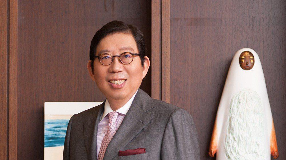富邦金董事長蔡明興說,富邦金連兩年獲評為「全球500大最有價值品牌」是對公司的高...