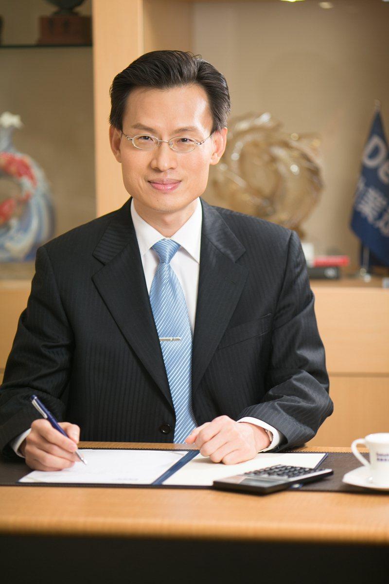 勤業眾信科技創新長柯志賢,有望接任勤業眾信總裁。圖/取自勤業眾信