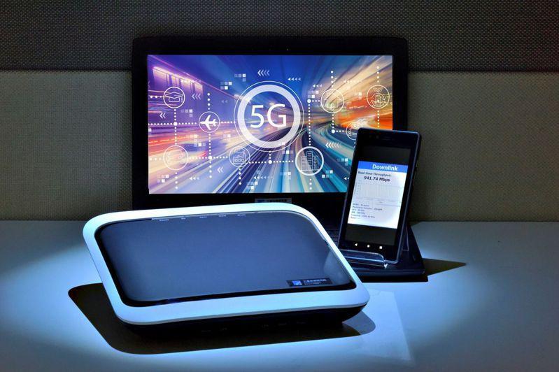 5G應用多元,工研院建置「智權分析系統」,協助台廠計算出合理的權利金。工研院/提供