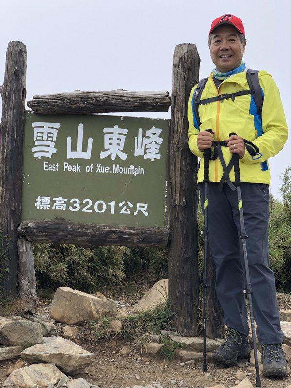 卸下英業達總經理的工作,王智誠在EMBA結識了一群好友,開始不同退休人生。 圖/...