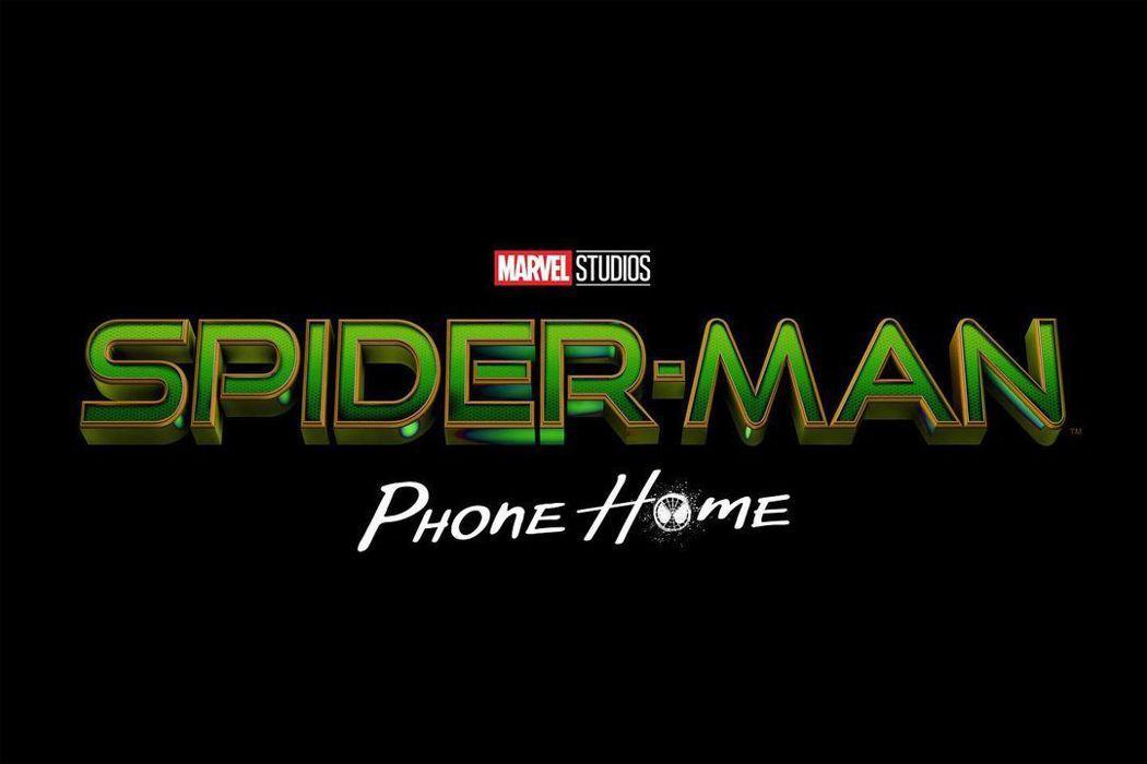 湯姆霍蘭德拿到的片名《Spiderman:Phone Home》