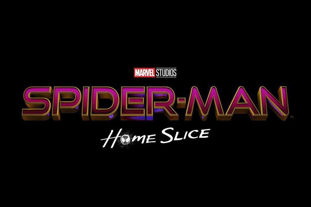 千黛亞拿到的片名《Spiderman:Home Slice》
