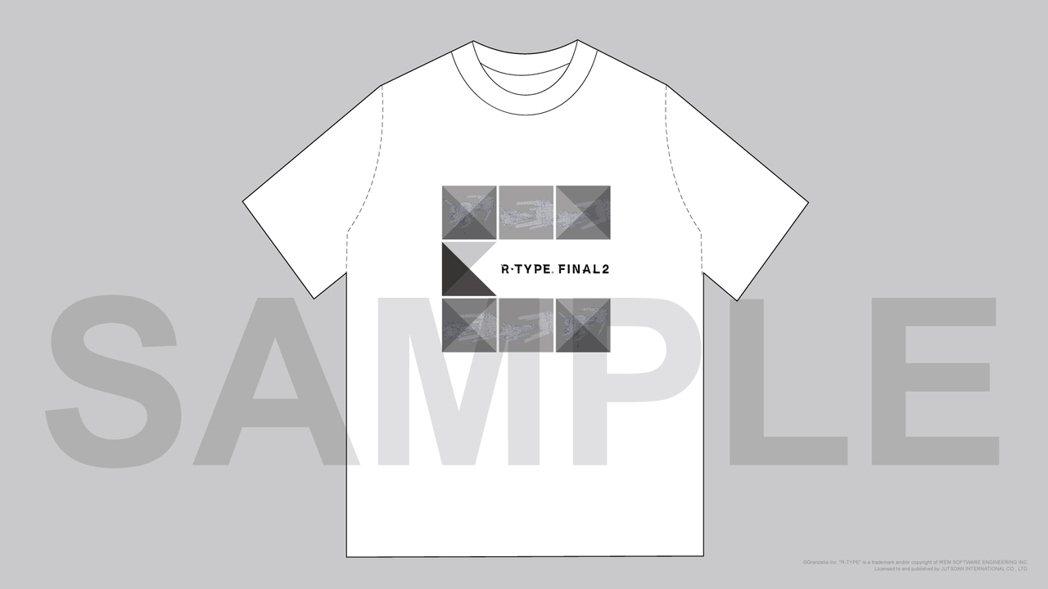 「限量特製T恤」示意圖