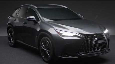 大改款Lexus NX官方影片意外露出 新世代SUV今年將現身!