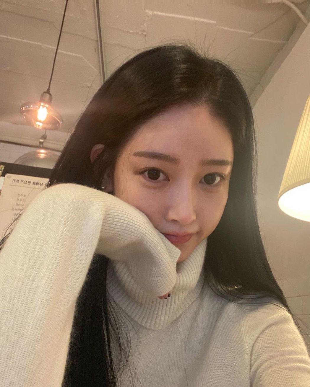 T-ara昭妍。圖/擷自IG