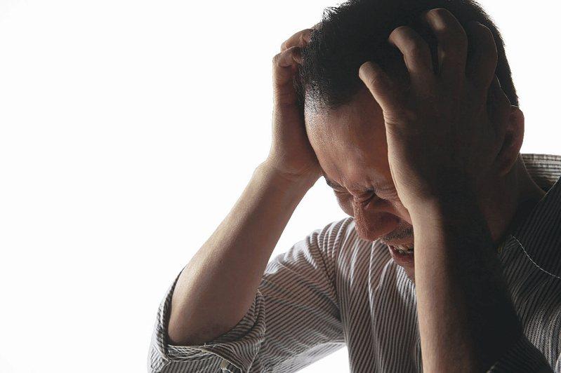 七天連假過完,不少人出現不適應的焦慮感。 圖/聯合報系資料照片
