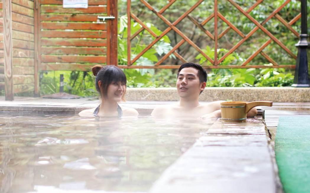 統一谷關-賞景泡美湯。