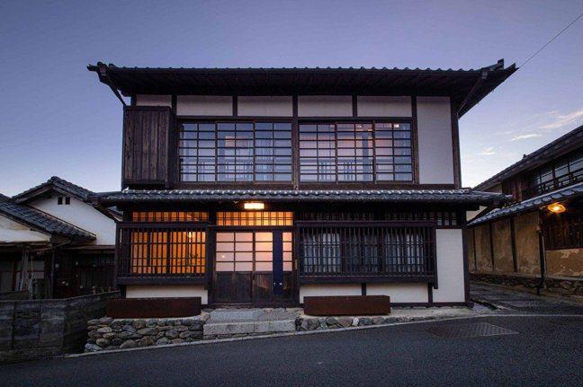 織(Ori)曾是味噌廠與木材商的家。 圖/精實文創、Setouchi Comin...