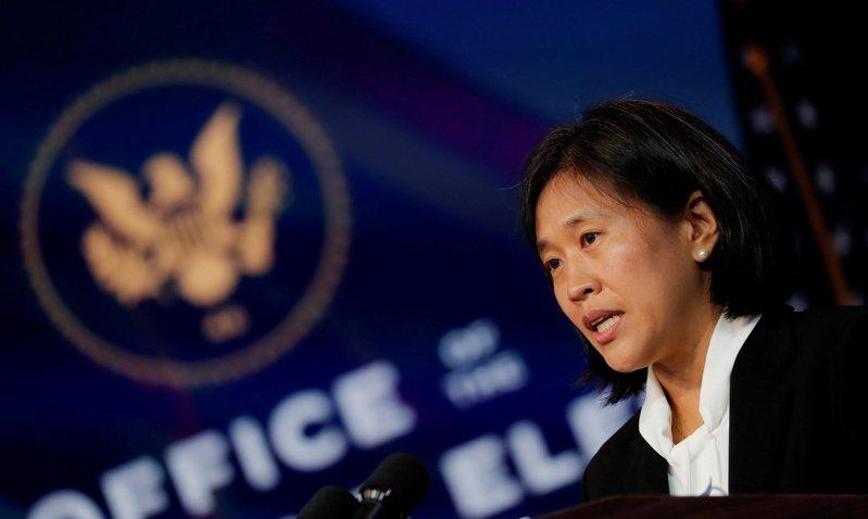美國總統拜登提名的貿易代表人選戴琪(Katherine Tai)表示,執行美國與加拿大和墨西哥的新貿易協定將是「優先事項」,同時要求中國履行貿易承諾。 路透社