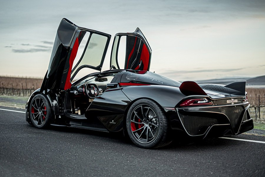 Shelby SuperCars提供