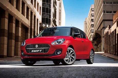 新世代大改款Suzuki Swift最快明年發表?