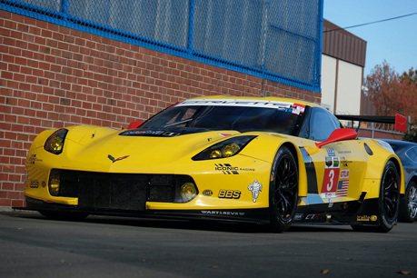 想買輛2014 Chevrolet Corvette C7.R利曼賽車嗎?