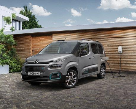 雪鐵龍電動布丁狗誕生 全新Citroen e-Berlingo歐洲正式發表!