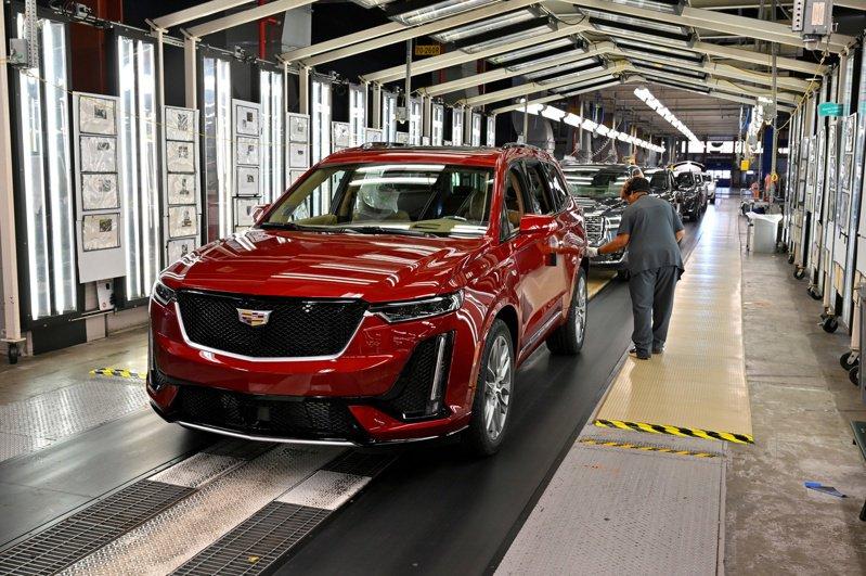 通用汽車認為,全球晶片短缺狀況開始改善,有信心達成年度獲利目標。路透