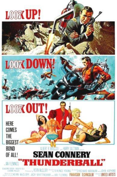 007電影「霹靂彈」海報上的史恩康納萊竟然在台灣的廣告上另有用途。圖/摘自imd...