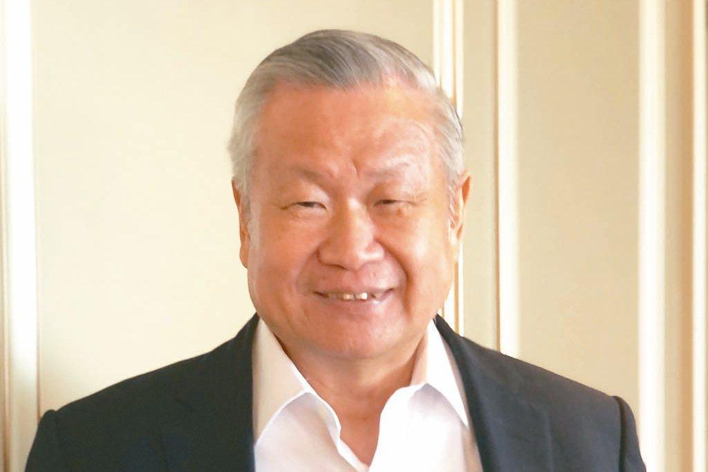 旺宏董事長吳敏求。報系資料照