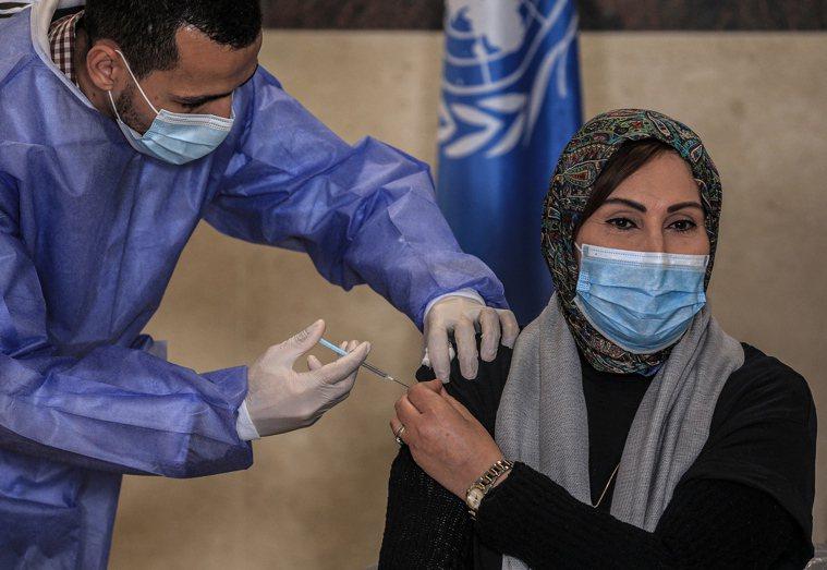 以色列研究證實,輝瑞疫苗的實際保護率達94%。歐新社