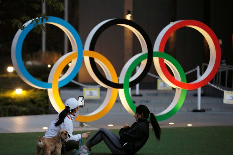 布里斯本可望成為2032年夏季奧運的候選主辦城市。圖為今年奧運主辦國日本街景,路...