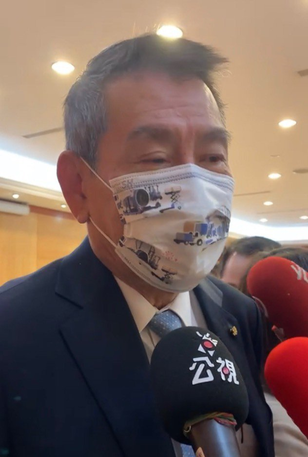 華航董事長謝世謙。記者曹悅華/攝影