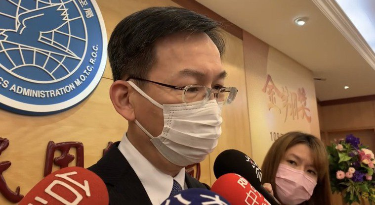 民航局長林國顯。記者曹悅華/攝影