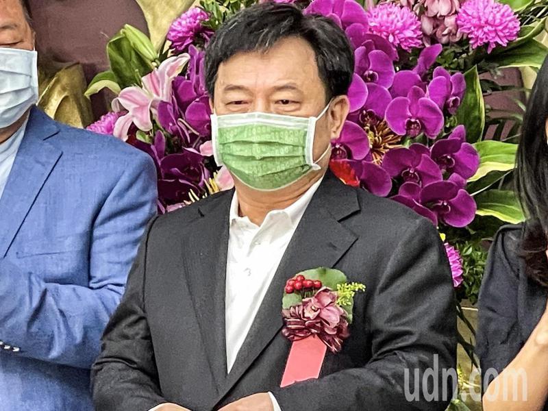 民進黨中央成立「專案辦公室」,民進黨秘書長林錫耀指出,現在離2022選舉還有2年時間,不能說所有事情為了選舉才做準備。記者王敏旭/攝影