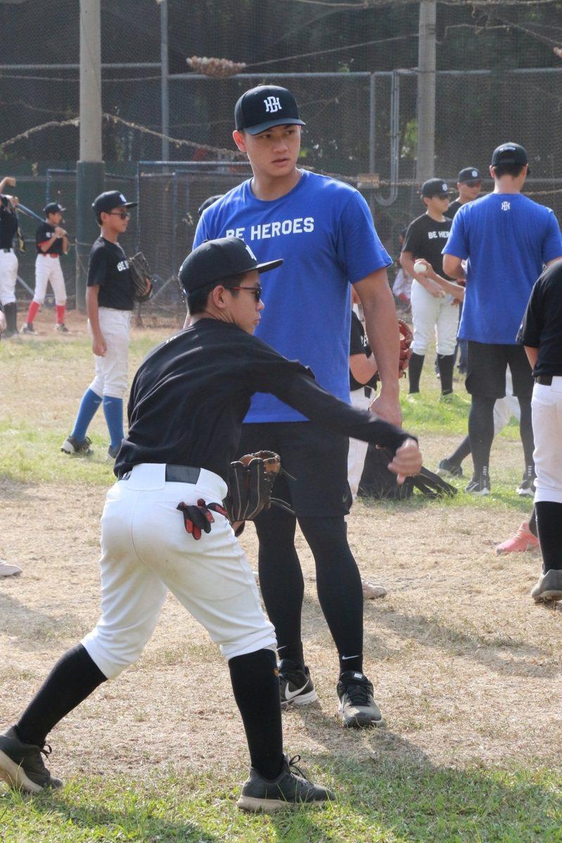 江少慶投入中職選秀,未來身價將是中職史上最高。圖/富邦悍將隊提供