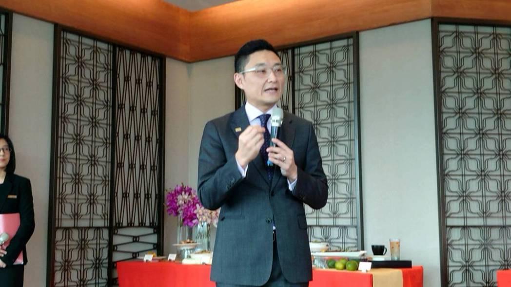 誠品行旅總經理王本仁。記者何秀玲/攝影