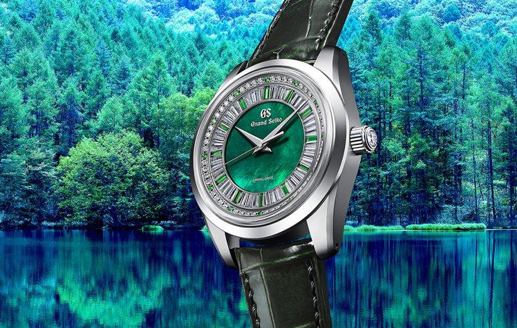 Grand Seiko Masterpiece Collection Sprin...