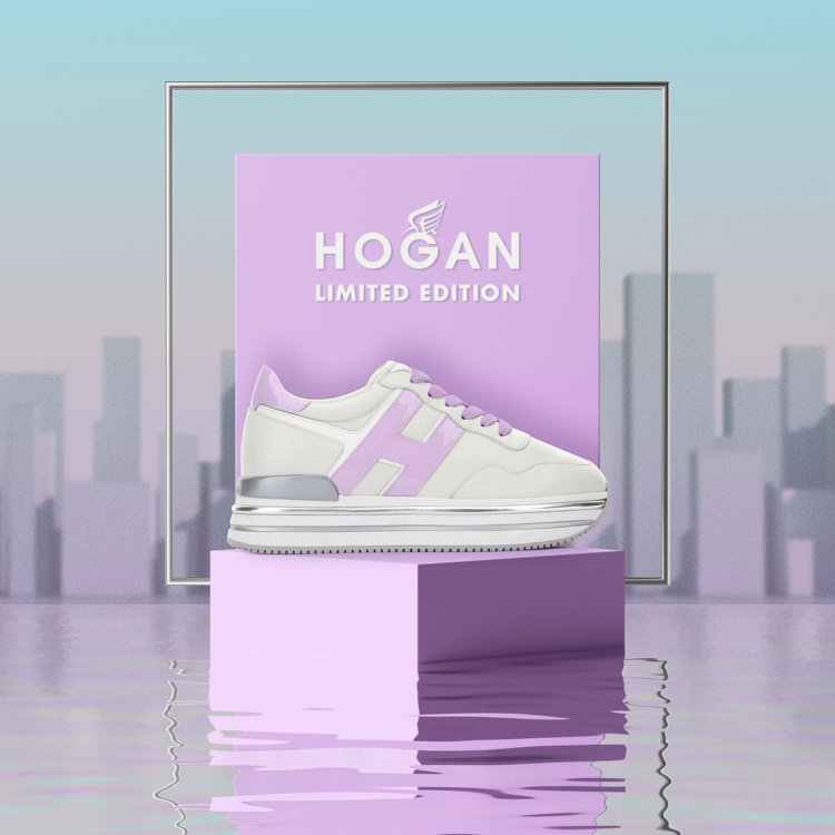HOGAN MIDI H222亞洲限定系列,21,900元。圖/迪生提供