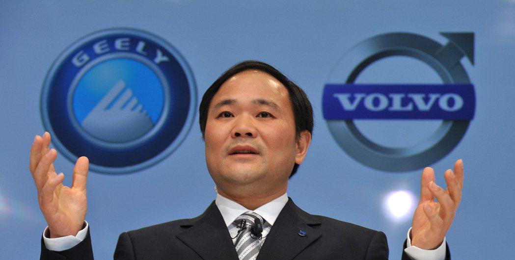 大陸吉利汽車與VOLVO的合併生變,將保持各自獨立架構,加速技術層面合作。圖為集...