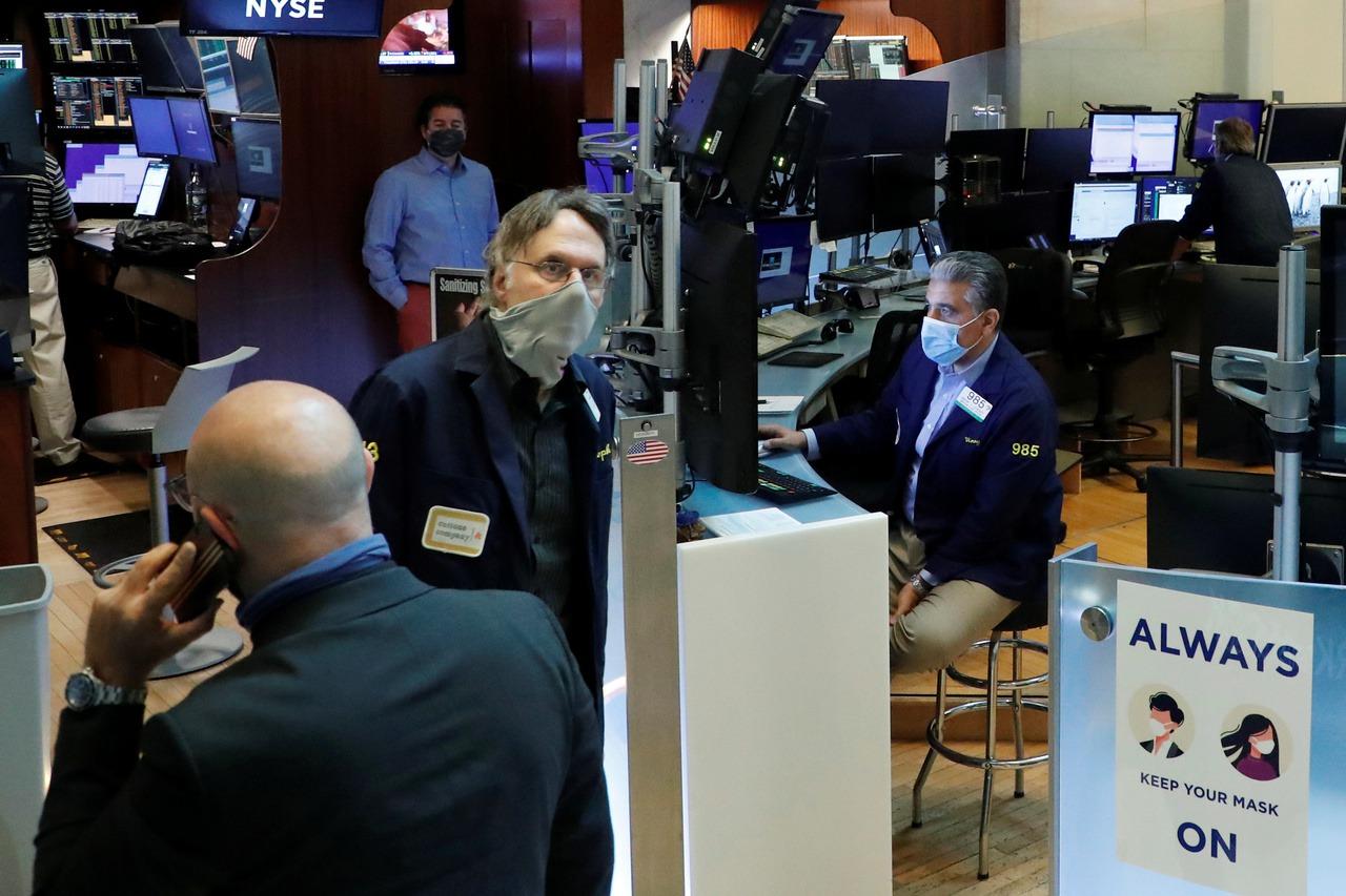 美股早盤漲跌互見 科技股持續賣壓壟罩