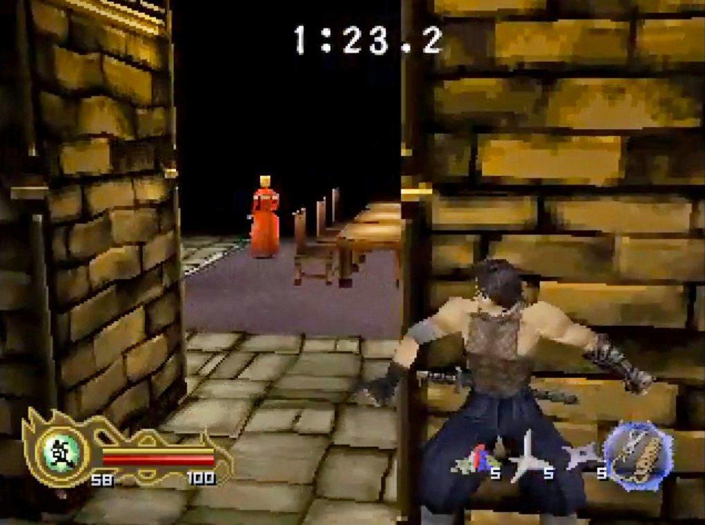 「從《天誅 忍凱旋》開始出現的「虎之卷」模式,可以讓玩家自己製作各種充滿機關的關...