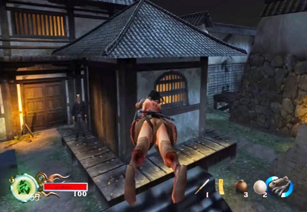 2004年在PS2上推出的《天誅 紅》,主角是一名叫做「凜」的女忍者,力丸在本作...
