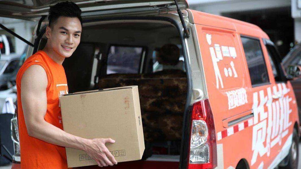 貨拉拉叫車搬家送貨服務,非本案當事人。 圖/貨拉拉