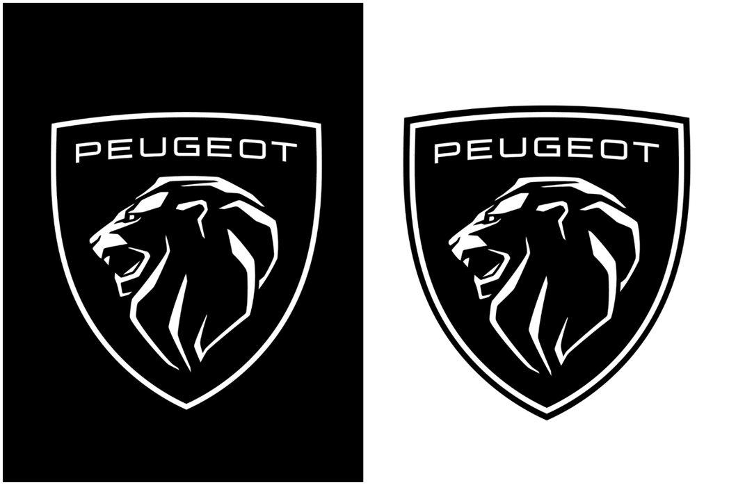 Peugeot新廠徽。 摘自Peugeot