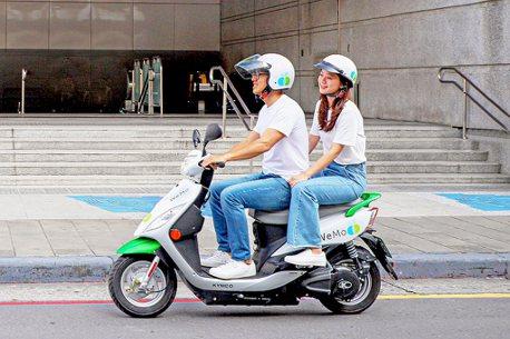 三天連假就選WeMo Scooter!限時3天前六分鐘0元,趟趟免起步價