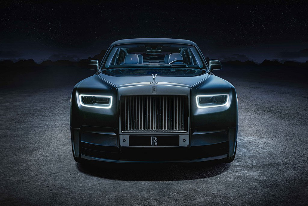勞斯萊斯以一款全新Phantom典藏版車型Phantom Tempus,再次開啟...